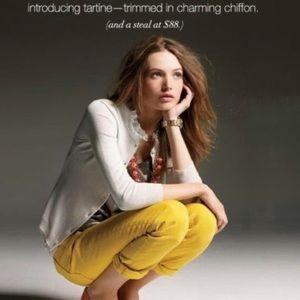 JCrew Tartine Summer Wool Cardigan